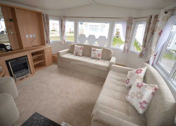 Thumbnail 2 bed mobile/park home for sale in Suffolk Sands Holiday Park, Carr Road, Felixstowe