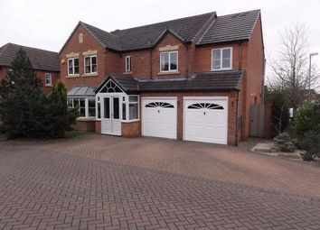 Thumbnail 4 bed detached house to rent in Two Oaks Avenue, Burntwood