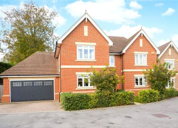 Thumbnail 5 bed detached house for sale in Yew Tree Close, Epsom, Surrey