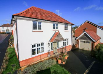 3 bed detached house for sale in Cranesbill Way, Newton Abbot TQ12