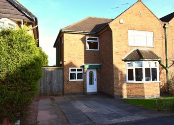 Thumbnail 3 bed semi-detached house for sale in Saltersgate Drive, Birstall, Leicester