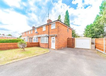 Thumbnail 2 bed end terrace house for sale in Linden Road, Reading, Berkshire