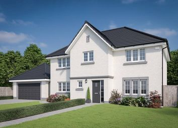 "Thumbnail 5 bed detached house for sale in ""The Elliot"" at Milltimber"