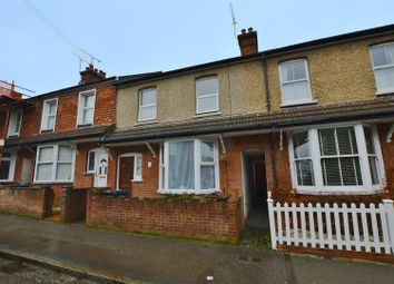 Thumbnail 2 bed terraced house for sale in Camp View Road, St. Albans