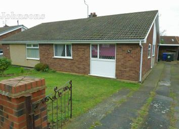 Thumbnail 3 bed semi-detached bungalow for sale in Tranmoor Lane, Armthorpe, Doncaster.
