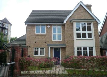 Thumbnail 4 bed detached house to rent in Myddleton Close, Stanmore