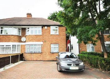 Thumbnail 2 bed maisonette for sale in Runnymede, London