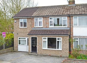 Thumbnail 5 bed terraced house to rent in Derwent Road, York