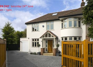 Thumbnail 6 bed semi-detached house for sale in Matlock Way, Coombeside