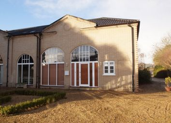 Thumbnail 3 bed semi-detached house for sale in Carlton Park, Carlton, Saxmundham
