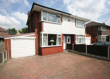 Thumbnail 2 bedroom semi-detached house to rent in Berkeley Avenue, Stretford, Manchester