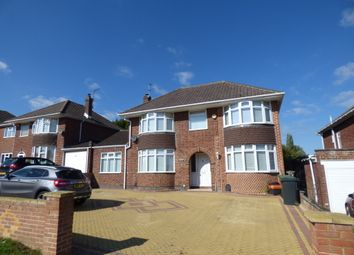 Thumbnail 5 bed detached house to rent in Windsor Road, Old Town, Swindon