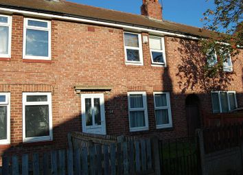 Thumbnail 3 bed terraced house for sale in Cresswell Street, Walker, Newcastle Upon Tyne
