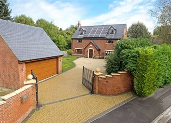 Thumbnail 5 bedroom detached house for sale in Huntenhull Lane, Chapmanslade, Wiltshire