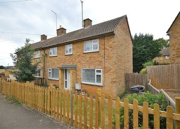 Thumbnail 3 bedroom semi-detached house for sale in Franklins Close, Ecton, Northampton