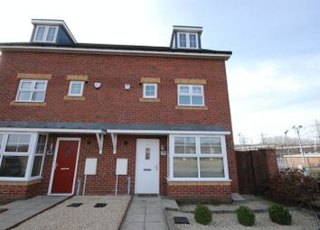 Thumbnail 4 bed semi-detached house for sale in King Oswald Drive, Blaydon-On-Tyne