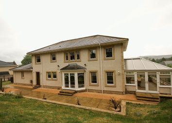 Thumbnail 4 bed detached house for sale in Carmaben Brae, Dolphinton, West Linton