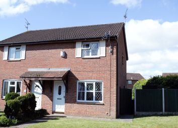 Thumbnail 2 bed semi-detached house to rent in 20, Appletree Grove, Strawberry Fields, Great Sutton