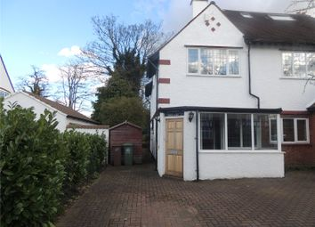 Thumbnail 2 bed semi-detached house to rent in Plough Lane, Purley