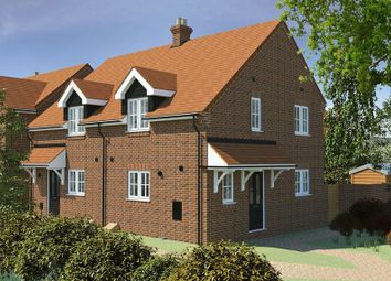 Thumbnail 2 bed semi-detached house for sale in Weston Road, Lewknor, Watlington