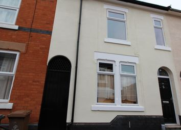 Thumbnail 5 bed shared accommodation to rent in Peel Street, Derby