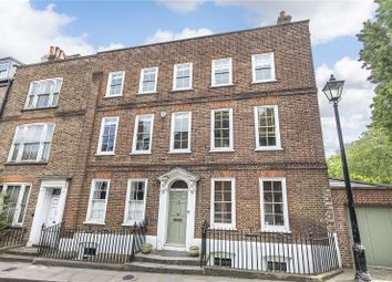 Thumbnail 5 bedroom end terrace house for sale in Crooms Hill, London