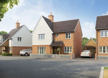 Thumbnail 4 bedroom detached house for sale in Frogmore Lane, Nursling, Southampton