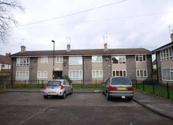 Thumbnail 1 bed flat for sale in Budle Close, Gosforth, Newcastle Upon Tyne