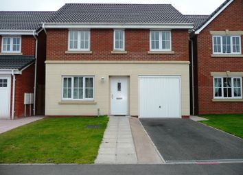 Thumbnail 4 bedroom detached house for sale in Callaghan Drive, Tividale