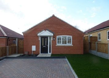 Thumbnail 1 bedroom detached bungalow for sale in Teulon Close, Hopton, Great Yarmouth
