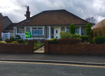 Thumbnail 2 bed detached bungalow for sale in Van Road, Caerphilly