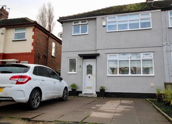 Thumbnail 3 bed semi-detached house for sale in Jubilee Drive, Bootle