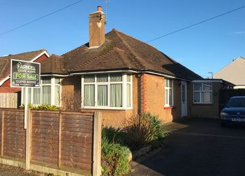 Thumbnail 3 bed detached bungalow for sale in Southdown Road, Bognor Regis, West Sussex.