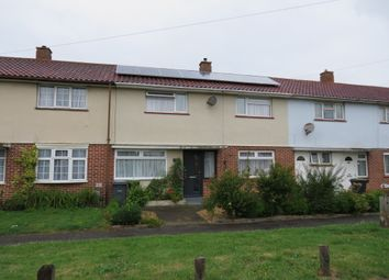 Thumbnail 2 bed terraced house for sale in Wych Lane, Gosport