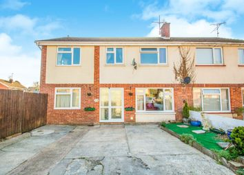 Thumbnail 4 bedroom semi-detached house for sale in The Meadows, Usk