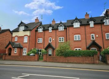 Thumbnail 4 bed town house to rent in London Road, Nantwich