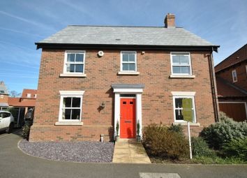 Thumbnail 4 bed detached house for sale in Cranes Croft Road, Sprowston, Norwich