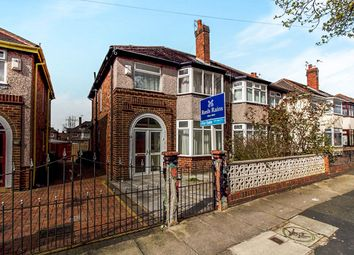 Thumbnail 3 bed semi-detached house for sale in Spooner Avenue, Litherland, Liverpool