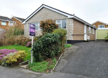 Thumbnail 2 bed detached bungalow for sale in Brockley Crescent, Bleadon Hill