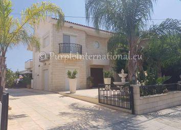 Thumbnail 4 bed villa for sale in Ekali, Limassol, Cyprus