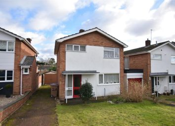 Thumbnail 3 bed detached house for sale in Rugge Drive, Norwich