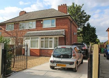 Thumbnail 3 bedroom semi-detached house for sale in Newhey Avenue, Wythenshawe, Manchester