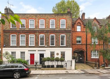 Thumbnail 5 bed terraced house for sale in Mozart Terrace, Ebury Street, London