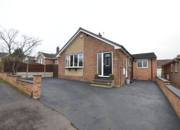 Thumbnail 3 bed detached bungalow for sale in Newark Close, Staincross, Barnsley
