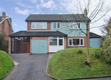 Thumbnail 5 bed detached house for sale in Grange Lane, Lichfield