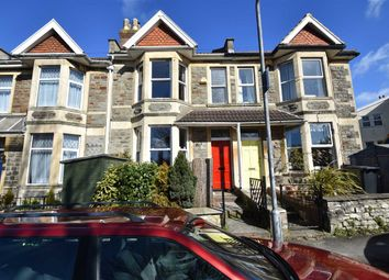Thumbnail 3 bed terraced house for sale in Talbot Road, Knowle, Bristol