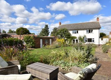 Thumbnail 4 bed detached house for sale in Rose Hill, Grundisburgh, Woodbridge, Suffolk