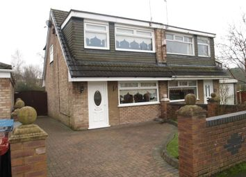 Thumbnail 3 bed semi-detached house for sale in Elizabeth Road, Fazakerley, Liverpool
