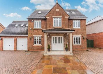 Thumbnail 7 bed detached house for sale in The Paddock, Toronto, Bishop Auckland