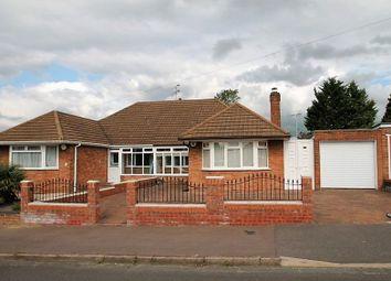 Thumbnail 3 bed semi-detached bungalow for sale in Fieldgate Road, Luton, Bedfordshire